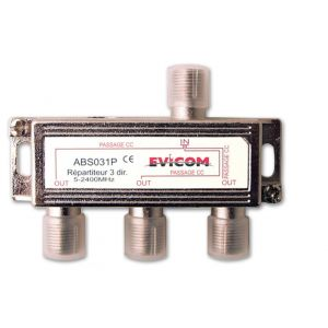 Répartiteur 3 sorties - 5/2300 MHz