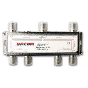 Répartiteur 6 sorties - 5/2300 MHz