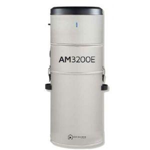 Centrale d'aspiration AM 3200E pour 250m²