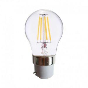 Ampoule LED B22 à filament 8W 2700°K