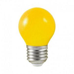 Ampoule LED E27 jaune - 0,5W