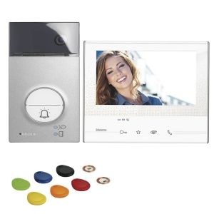 Kit interphone vidéo Classe 300 connecté