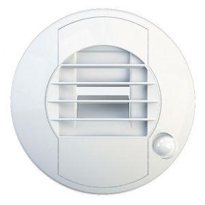 Bouche VMC hygro à pile - WC à détection diam 80