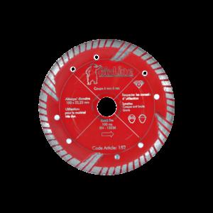 Disque diamant RED diam. 125mm