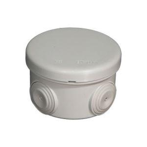 Boîte de dérivation étanche éco 960°C - Diamètre 60 mm - 4 entrées
