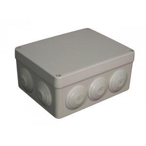 Boîte de dérivation 210x170x80mm IP55