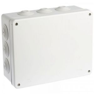 Boîte de dérivation 240x190x90mm IP55