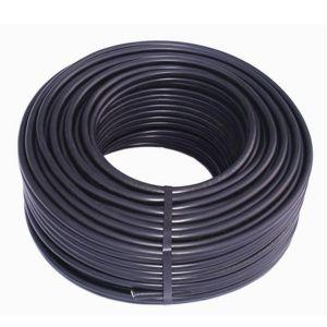 Câble souple noir 3G4 au mètre