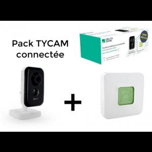 Pack Caméra intérieure connectée TYCAM 1100 + Tydom 1.0