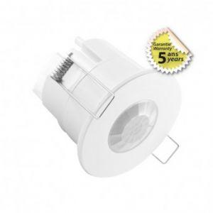 Détecteur de mouvement IR LED encastrable 360° 600W BBC Vision-EL