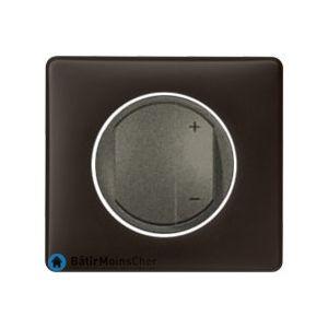 Ecovariateur Céliane graphite - Plaque Basalte