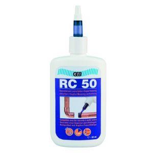 Soudure à froid pour cuivre RC50