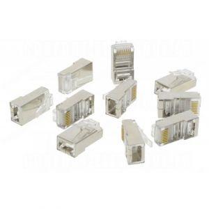 Lot de 100 connecteurs RJ45