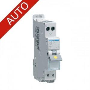 Disjoncteur Hager 2A - Borne auto - Hager - MFS702