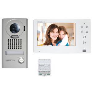 "Kit interphone vidéo JO - Ecran 7"" - Saillie"