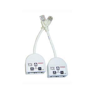 Kit doubleurs RJ45 TV / Ethernet