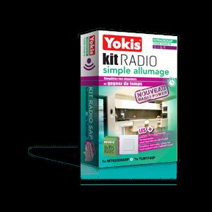 Kit Radio Simple Allumage - Radio POWER