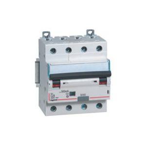 Disjoncteur différentiel tétrapolaire 20A type Hpi 30mA