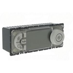 Mécanisme thermostat programmable d'ambiance