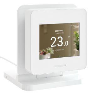 Station d'accueil Wiser Home Touch - avec écran tactile - 5.1 Vcc - Blanc
