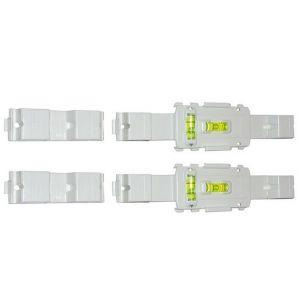 Lot de 2 brides multi-usages GTL 18 modules
