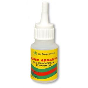 Colle cyanoacrylate instantanée Super Adhésive