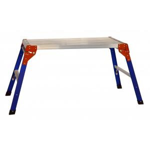 Plateforme de travail Edma en aluminium grande largeur 96x45x49 cm