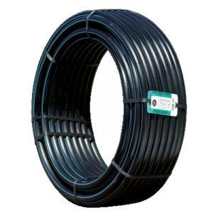 Tube PE pour l'eau potable diam. 25 - 50m Janoplast P04907