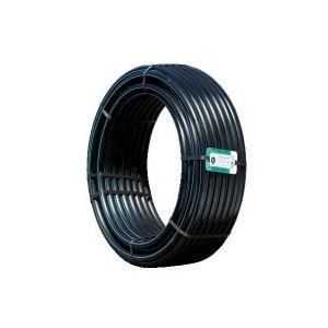 Tube PE pour l'eau potable diam. 25 - 25m - P04906 - Janoplast