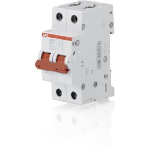Interrupteur sectionneur 63A