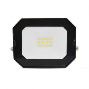 Projecteur Exterieur LED Plat Noir 20W 4000K sans câble