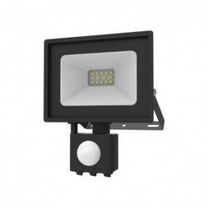 Projecteur Exterieur LED + Détecteur 10W 3000°K 80361 Vision-EL
