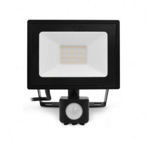 Projecteur Exterieur LED + Détecteur 20W 4000°K 80312 Vision-EL