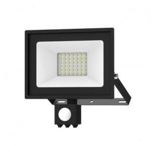 Projecteur Exterieur LED + Détecteur 30W 4000°K 80322 Vision-EL