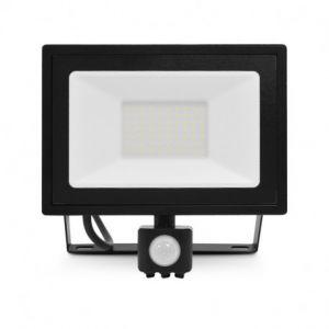 Projecteur Exterieur LED + Détecteur 50W 4000°K 80332 Vision-EL