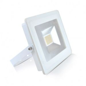 Projecteur LED Plat Blanc 30W 4000°K IP65