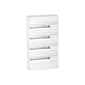 Coffret Resi9 4 rangées de 18 modules