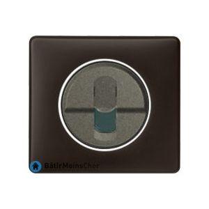 Prise RJ45 grade 3 Céliane graphite - Plaque Basalte