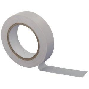 Ruban adhésif isolant blanc - 1001BL - Bâtir Moins Cher