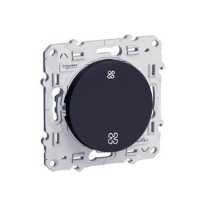 Interrupteur de VMC Odace - Anthracite