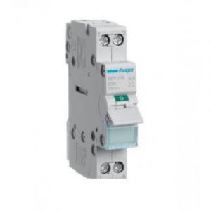 Interrupteur sectionneur 16A