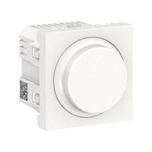 Unica - variateur rotatif universel - Blanc - méca seul