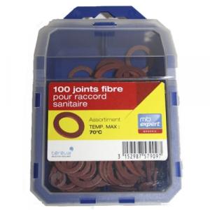 "100 joints fibres Assortiment 3/8 ""au 11/2""  MB Expert"