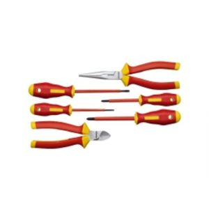 Sélection de 6 outils isolés