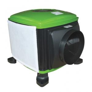 Ventilation centralisée par insufflation Pulsive Ventil - 9W