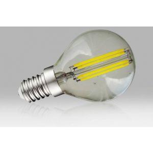 Ampoule à filament LED Bulb E14 - 4W blanc chaud