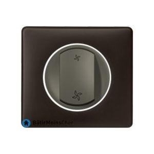 Poussoir pour VMC Céliane graphite - Plaque Basalte