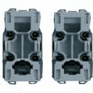 Double Interrupteur va&vient ou Bouton Poussoir avec neutre 2 modules Volet roulant connecte gallery