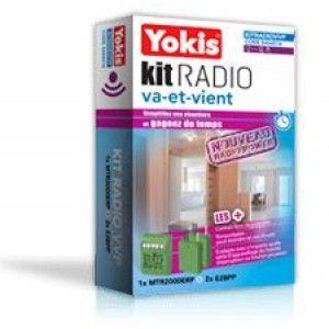 Kit Radio Va-et-Vient - Radio POWER