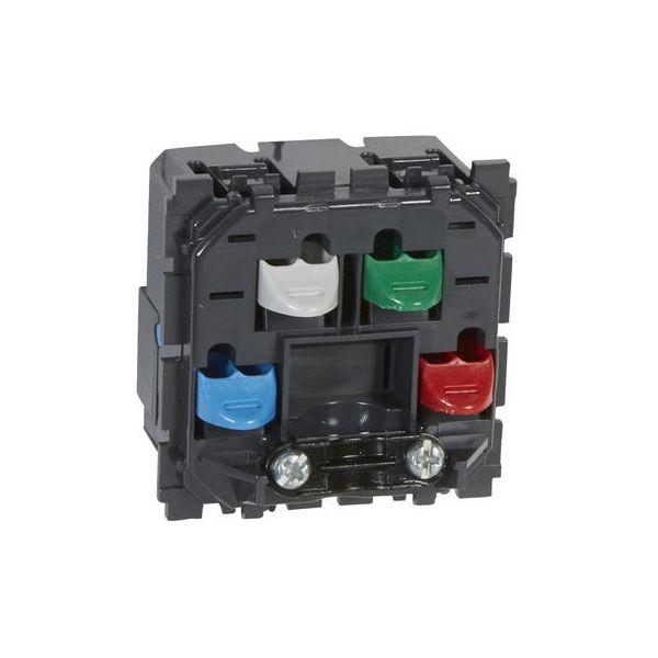 Mécanisme sortie de câble équipée de bornes - 067183 - Legrand